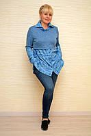 """Блуза """"Коли"""" - Модель 1725-2, фото 1"""