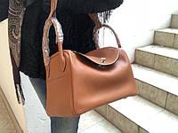 Стильная женская сумка Hermes Lindy (реплика), фото 1