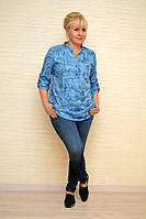 "Блуза ""Роки"" - Модель 1729, фото 1"