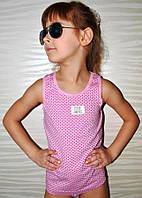 Майка оптом для дівчаток, фото 1