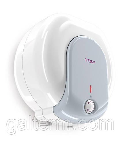 Бойлер Tesy Compact Line 10л GCA 1015 L52 RC монтаж над раковиною