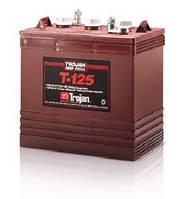 Тяговый аккумулятор TROJAN T125+