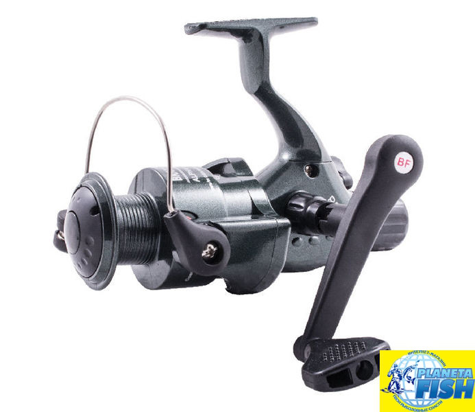 Катушка BratFishing ALPHA NEW 40 RD (5 BB)