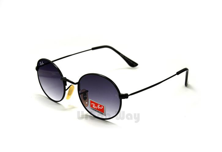496200de1b40 Мужские солнцезащитные очки Ray Ban, новинка сезона - овальная оправа