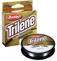 Флюорокарбон Berkley Trilene 100% Fluorocarbon New 0,18mm 50m