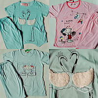 Пижамы женские М-Л.Акция!!!!!