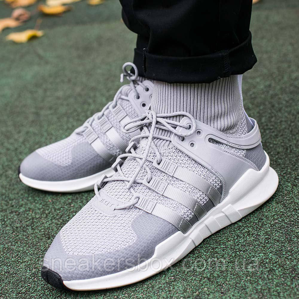 hot sale online bd222 bcd66 Оригинальные кроссовки adidas EQT Support ADV Winter Grey Two (BZ0641)