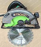 Пила дисковая STROMO SC2050, фото 2