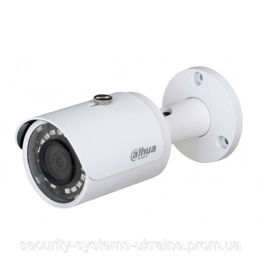 DH-HAC-HFW1220SP-S3 (2.8 мм) 2 МП HDCVI видеокамера