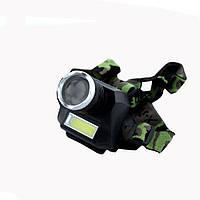 Налобный фонарик BL 6919B XPE
