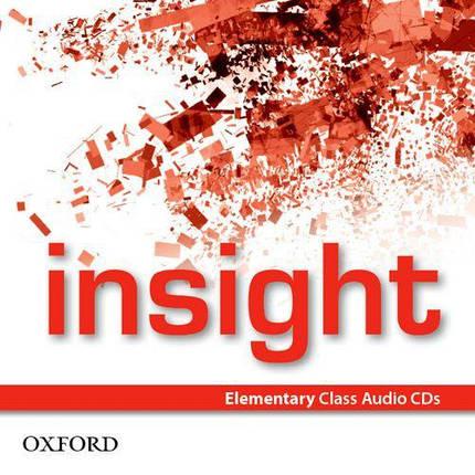 Insight Elementary Class CDs, фото 2