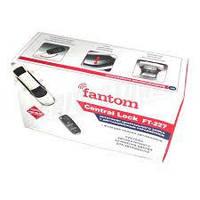 Fantom FT-227 интерфейс управления центральным замком с ДУ