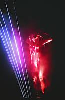 Лазерное шоу Лазервумен Инопланетянка LaserWoman, Лазермен