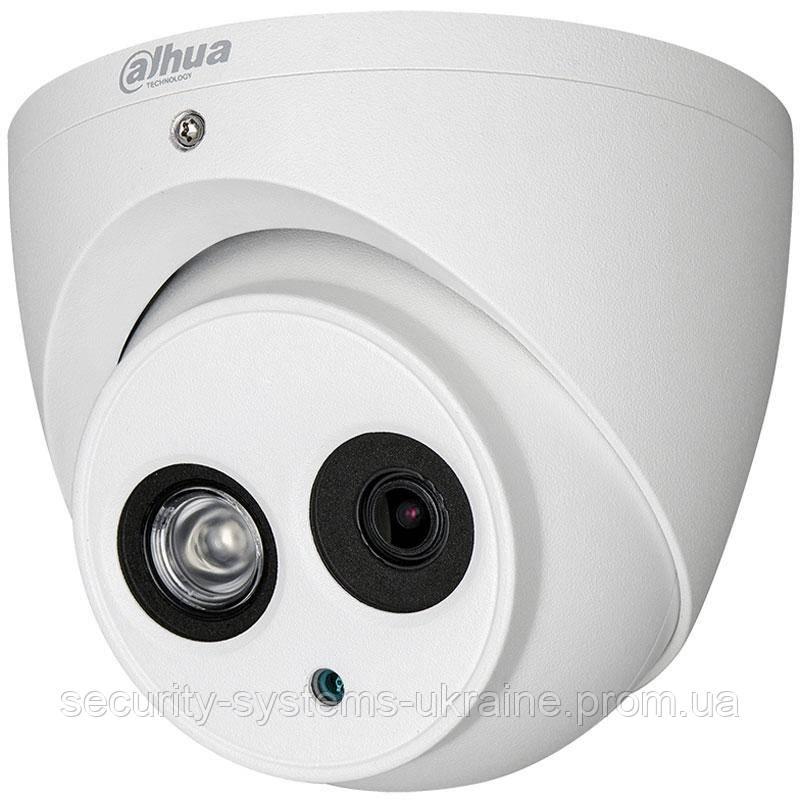 DH-HAC-HDW1400EMP (2.8 мм) 4 МП HDCVI видеокамера