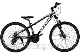 Горный алюминиевый велосипед Titan Flash 26 (2018) new