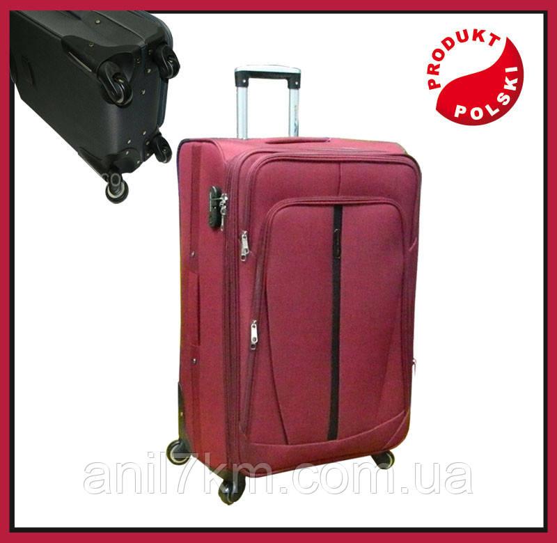 Малий валізу на чотирьох колесах1680D