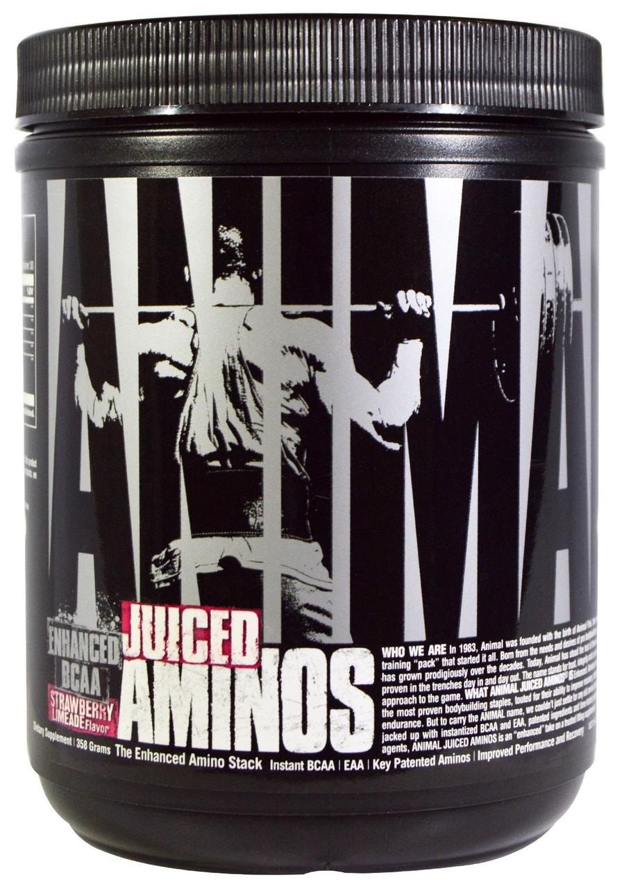 Universal Animal Juiced Aminos 358g