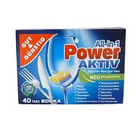 G&G Power-Activ10 таблетки для посудомийки 40szt (6) [D]