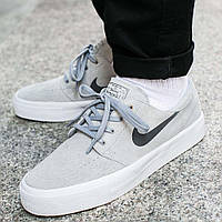 Оригинальные кроссовки Nike SB Zoom Stefan Janoski High Tape Wolf Grey  (854321-006) 96916363ae218