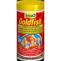 Корм TETRA (Тетра) GOLD FISH хлопья для золотых рыбок, 100 мл