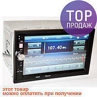 2din Pioneer 7022 CRB Автомагнитола USB+SD+Bluetooth / аксессуары для авто