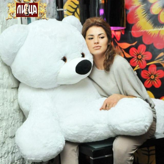 купить огромного плюшевого медведя в Харькове