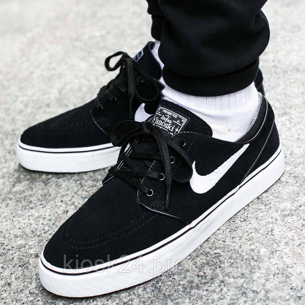 Оригинальные кроссовки Nike Zoom Stefan Janoski Black (333824-026 ... b6b53a6bdf128