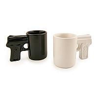 Чашка Пистолет маленькая (уп. 2шт)