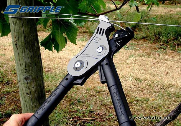 Інструмент для натягування шпалер Gripple Torq Tensioning Tool (Великобританія), фото 2