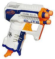 Бластер Элит Триад Nerf N-Strike elite xd triad ex-3