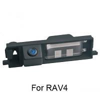 Штатная камера. Камера заднего вида. Штатная камера заднего вида TOYOTA RAV4