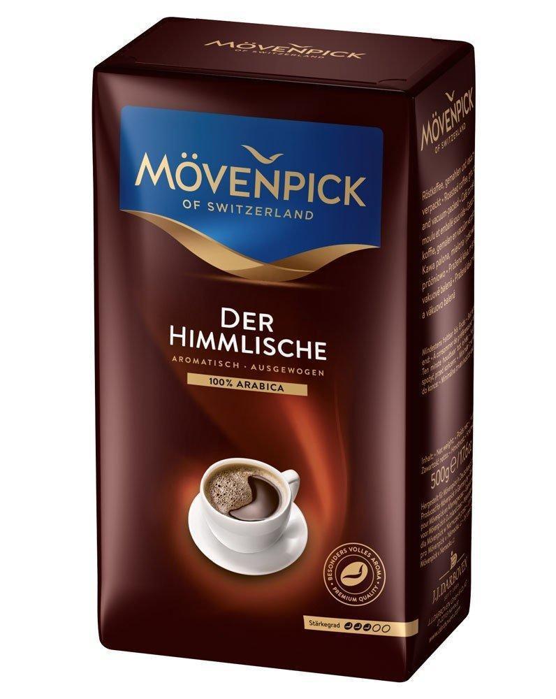 Кофе молотий Movenpick Himmlischi, 500 грамм