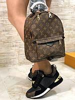 Крутой женский рюкзак LOUIS VUITTON PALM SPRING medium PM