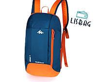 Спортивный Рюкзак Quechua Arpenaz 10 Бирюзово-оранжевый
