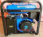 Бензиновый электрогенератор Viper CR-G8000E, фото 2