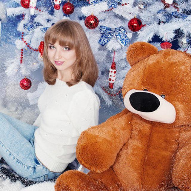 купить огромного плюшевого медведя в Украине