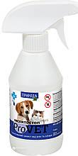 ИнсектоСтоп спрей від бліх та кліщів для дорослих кішок і собак 100 мл