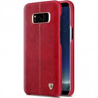 Кожаная накладка Nillkin Samsung S8 (G950) (Red)