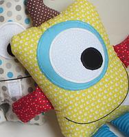 Подушки игрушки - Монстрики, фото 5