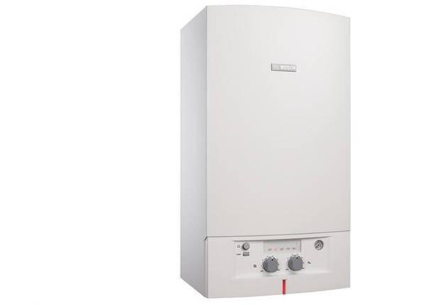 Газовый котел Bosch Gaz 4000 ZWA 24-2 K дымоходный двухконтурный, фото 2