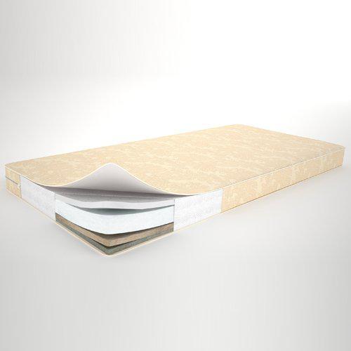 """Детский ортопедический матрас в кроватку """"Junior латекс"""" 10 см (120х60) прямоугольной формы"""