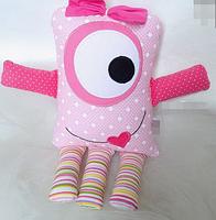 Подушки игрушки - Монстрики, фото 8