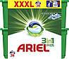Капсули для прання білої білизни Ariel Spring Mountain Pods 3 в 1 56 шт