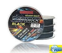 Шнур BratFishing Espirit X8 Black 100м