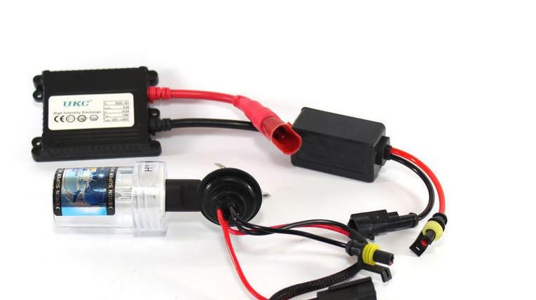 Ксенон комплект HID H7 HID комплект для автомобиля 6000K лампочки ксенон
