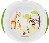 Набор тарелок Chicco c рисунками (06827.00)