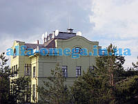 Молниезащита комплекса в Козине (Башта)