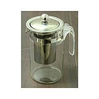 Заварник для чая стеклянный Классика 500 мл ( чайный заварник )