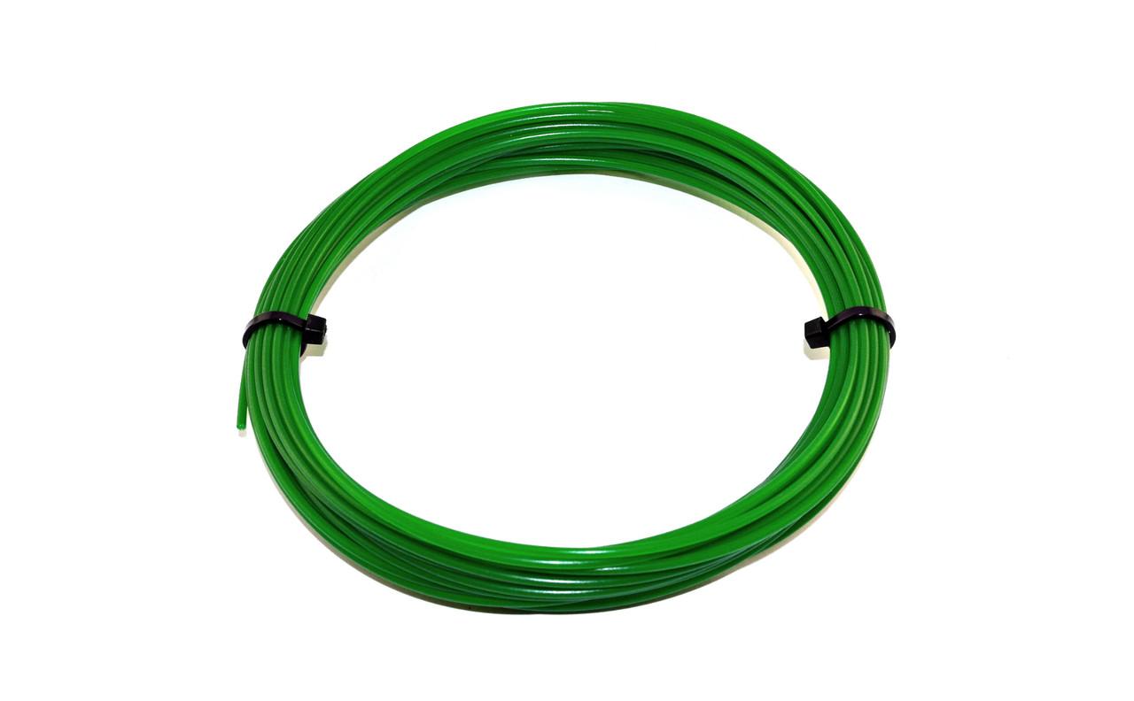 Зеленый PLA пластик для 3D ручки 10 метров