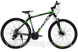 Горный велосипед найнер Titan Solar 29 (2018) new